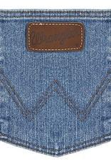 d634d5fb Wrangler Men's Wrangler Premium Performance Advanced Comfort Cowboy Cut  Regular Fit Jeans - Stone Bleach