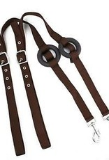 Nylon Side Reins with Rubber Ring