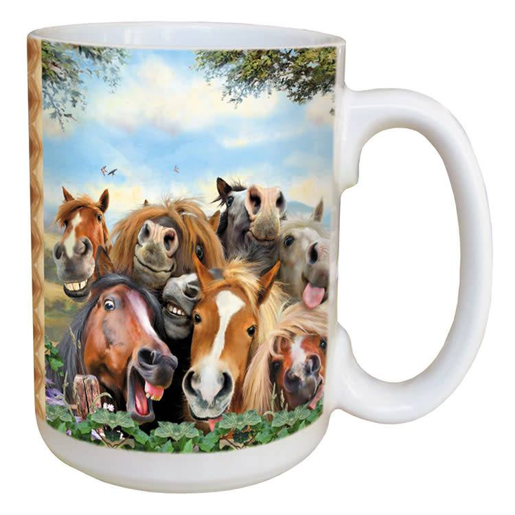 Coffee Mug - Ceramic, Various - 15oz