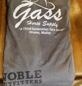 Noble Noble Brand GHS Hoodie - Various Colors w/GHS Logo Front & Back