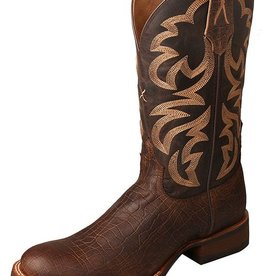 Twisted X Men's Twisted X Rancher Boot – Crazy Horse Tobac/Crazy Horse Taupe