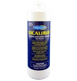 Farnam Excalibur Sheath & Udder Cleaner for Horses - 16 oz