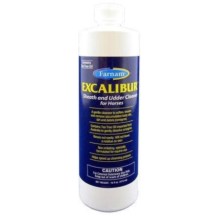 Farnam Excalibur Sheath & Udder Cleaner for Horses - 16 oz