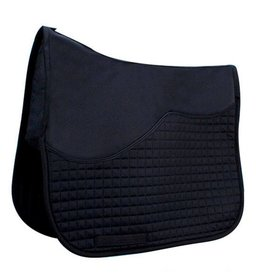 Saddle Pad - Matrix Ergonomic Schooling Liner Black