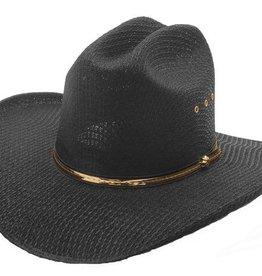 WEX Black Stallion Straw Hat
