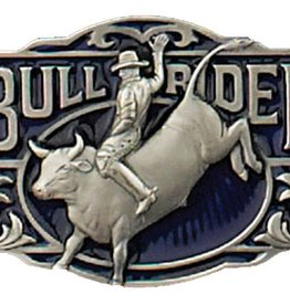 WEX Belt Buckle - Bullrider