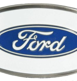 """WEX Belt Buckle - FORD - 3"""" x 2-1/4"""""""
