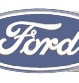 """WEX Belt Buckle - FORD - 4-1/2"""" x 1-3/4"""""""