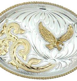 WEX Belt Buckle - German Silver Eagle