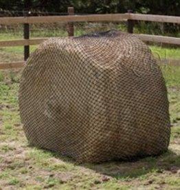 "Hay CHIX Hay Chix - L134x4 HD Round Bale Net - 1-3/4"" Hole Size (Heavy Duty Cord) - 4' Bale"