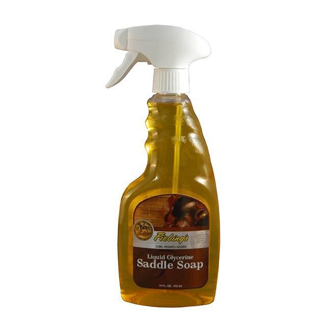 Fiebings Liquid Glycerine Saddle Soap - 16oz