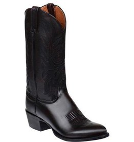 Lucchese Bootmaker Men's Lucchese Western Boots Black Cherry (Reg $319.00 NOW 25% OFF!)