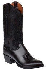 Lucchese Bootmaker Men's Lucchese Western Boots Black Cherry (Reg $319 NOW 25% OFF!)