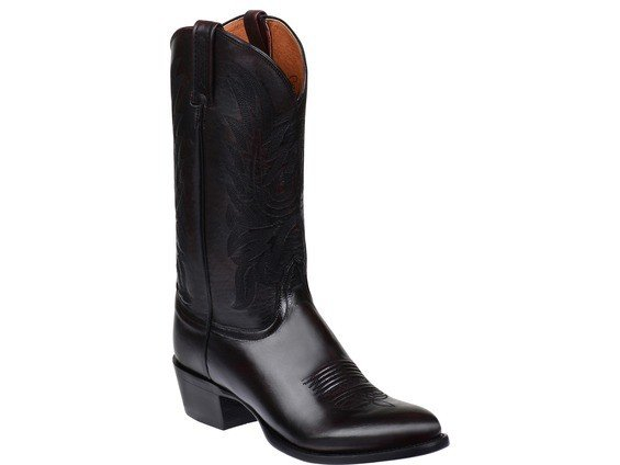 official images promo codes performance sportswear Men's Lucchese Western Boots Black Cherry - J4 Toe, Last Pair. Reg ...