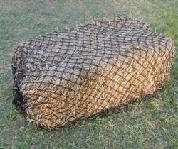 """Hay CHIX Hay Chix - S114 Small Bale Net - 1 1/4"""" Hole Size Slow Feed"""