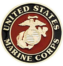 WEX Belt Buckle - Marine Round