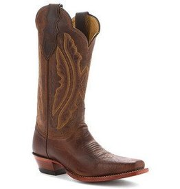 Justin Western Women's Justin Tan Goatskin Classic Western Boots (Reg $269.95 NOW $50 OFF!!)