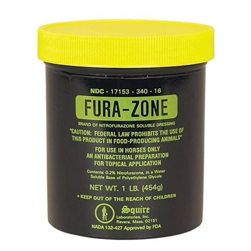 Fura-Zone Ointment - 1Lb