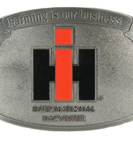 WEX Belt Buckle - International Harvester