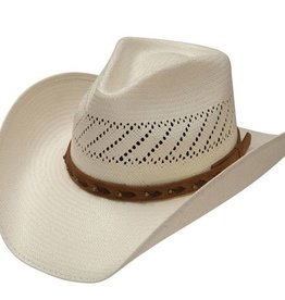 bdc1fe71133dc Stetson Big River Straw Hat - Gass Horse Supply   Western Wear