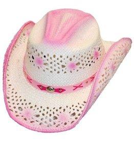 WEX WEX Straw Hat - Pink