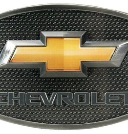 WEX Belt Buckle - Chevy Gold Bow Tie
