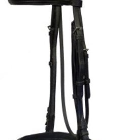 Smith Worthington McBride Raised Padded Bridle