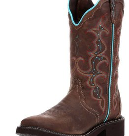 Justin Western Women's Justin Tan Jaguar Classic Gypsy Boots (Reg $119.95 NOW 20% OFF!)