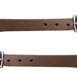 Ladies/Youth Oiled Harness Leather Spur Strap