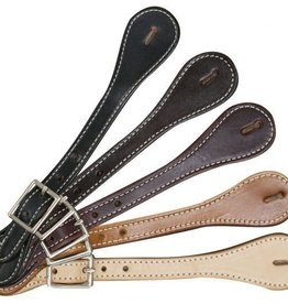 Showman Adult Size Spur Strap with Nickel Plated Buckle