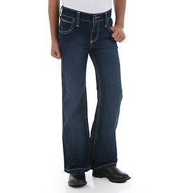 Wrangler Girl's Junior Wrangler Ultimate Riding Jeans, Q-Baby, 10oz Denim