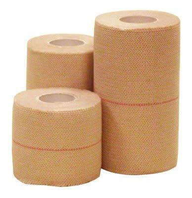 "Elastic Adhesive Tape 6 rolls - 2"" X 5 yds single"