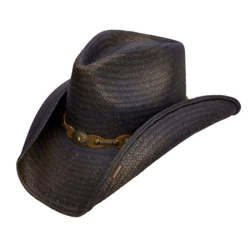 Stetson Stetson Roxbury Straw Hat - Black - Gass Horse Supply ... d1f592d4275