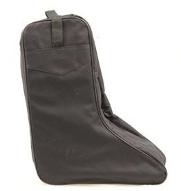 M & F Western Products Boot Bag - Black Western OS