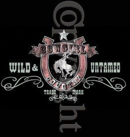 WEX Tote Bag - Black Wild & Untamed