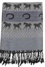 AWST Scarf - Galloping Horse Fashion