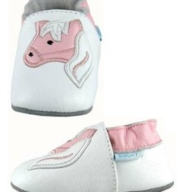 Smoky Mt Smoky Mtn. Baby Shoe White/Pink 3