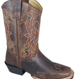 Smoky Mt Smoky Rialto Western Boots Brown 2