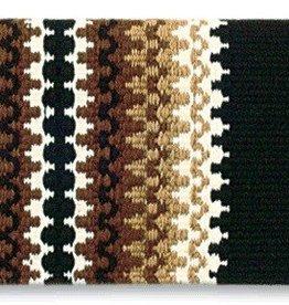Mayatex Mayatex Corona Saddle Blanket Tan/Brn 38x34
