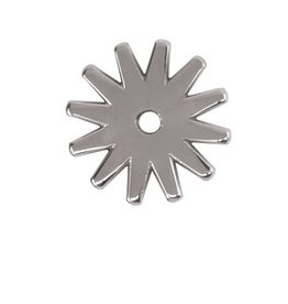 Weaver 12 Point Replacement Rowel, Stainless Steel, 1-1/2""