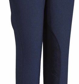 Kids Ribb Lowrise Breeches denim 8
