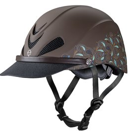 Troxel Troxel Dakota Helmet Turquoise Paisley