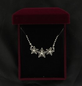 M & F Necklace - Star Bead
