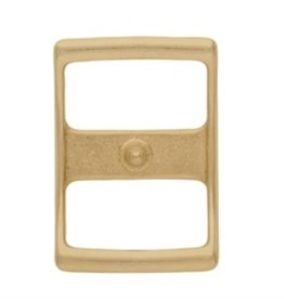 "Weaver Conway Buckle Brass - 1"". x"