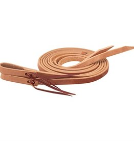 Weaver Heavy Harness Leather Split Reins - 7' x 1/2""