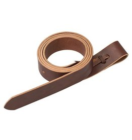"Weaver Weaver Leather Cinch Strap Brown 1 3/4"" x 72"