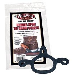 Weaver Rubber Spur Tie-Down Straps