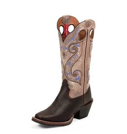 Tony Lama Women's Tony Lama Asena Brown Boot - Reg $189.95 NOW 15% OFF!