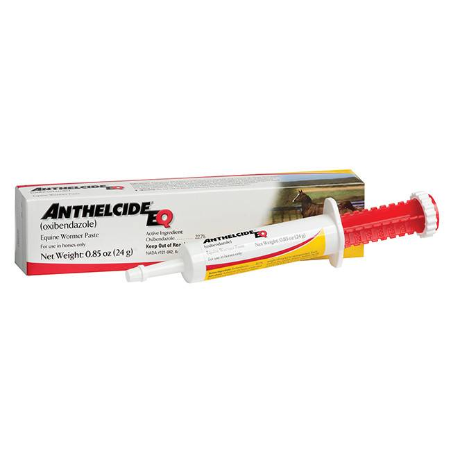 Anthelcide EQ Dewormer .85oz