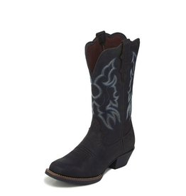 Justin Western Women's Justin Brandy Dark Brown